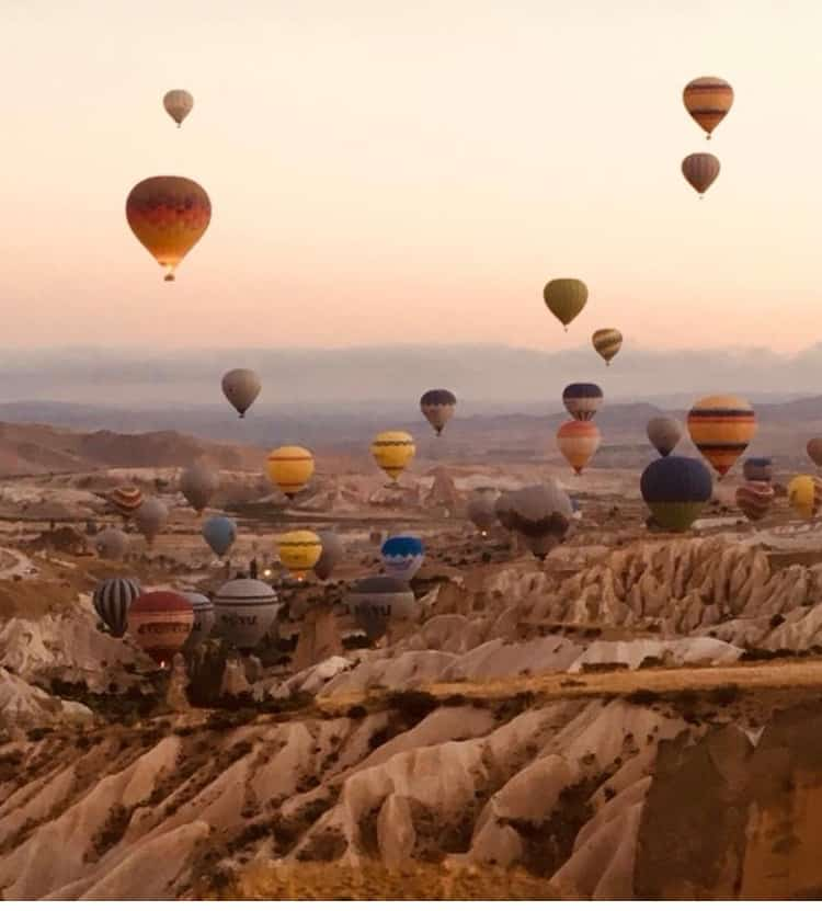 zucchineontour baloons in cappadocia